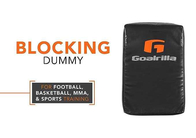 Amazon.com: Goalrilla Blocking Dummy: Sports & Outdoors