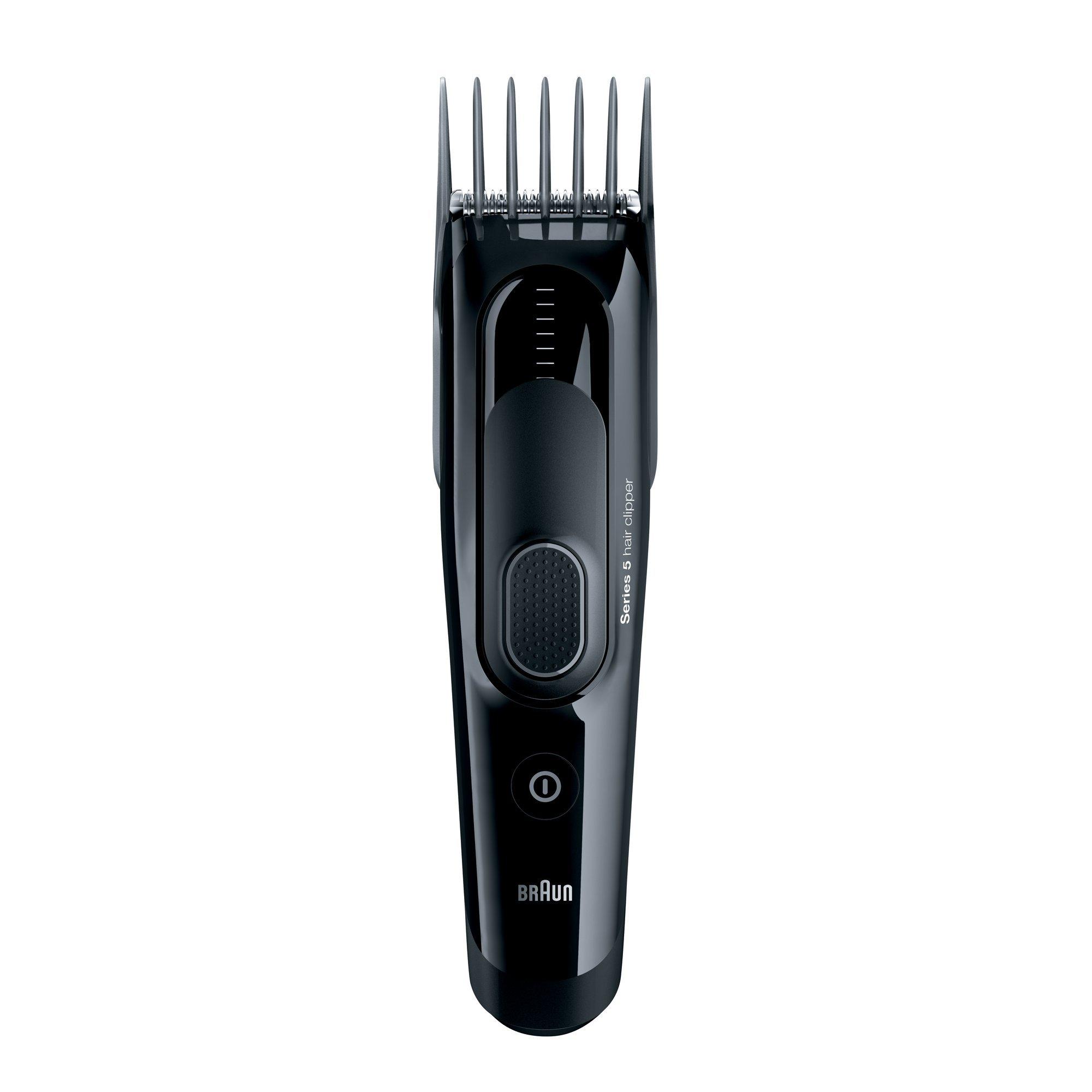 Braun Tondeuse pour Cheveux Séries 5 HC5050 avec un Sabot Spécial Poils Longs et un Spécial Poils Courts product image