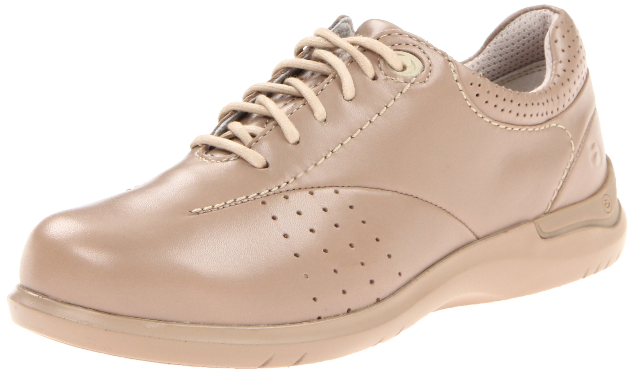 Aravon Women's Farren Lace-Up,Sand Leather,7