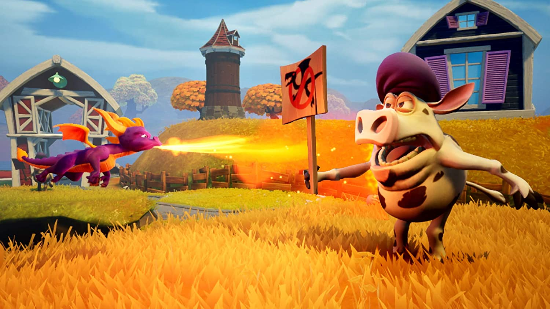 Spyro Reignited Trilogy for Nintendo Switch [USA]: Amazon.es ...