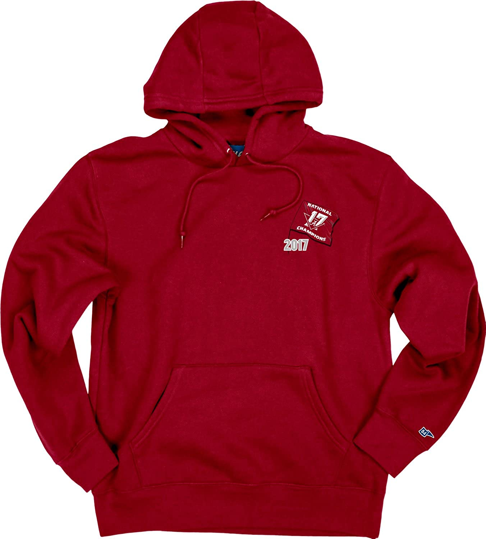 Blue 84 NCAA Unisex-Adult NCAA National Championship Pullover Hooded Sweatshirt