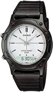 ساعة كاسيو للرجال بمينا انالوج-رقمي AW-49H-7EV