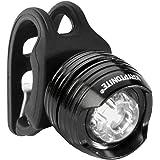 Kryptonite Comet F100 Front LED Bicycle Indicator Light , Black