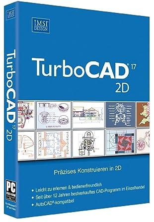 Turbo CAD V17 2D Designer [Importación alemana]