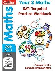 Year 2 Maths Targeted Practice Workbook: 2019 tests (Collins KS1 Practice)