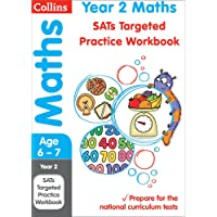 Year 2 Maths SATs Targeted Practice Workbook: 2019 tests (Collins KS1 Revision and Practice)