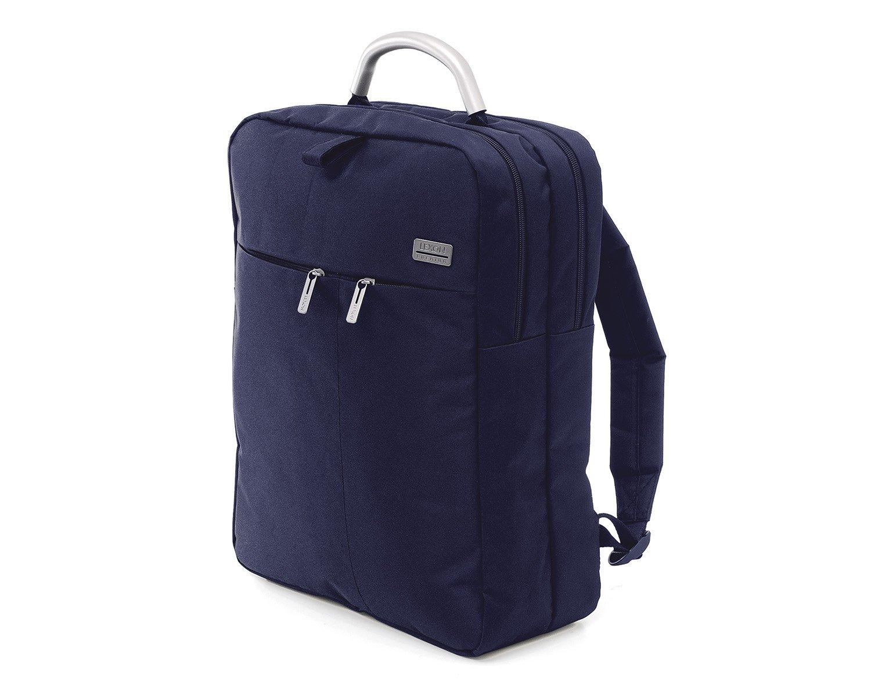 Lexon LN1987B Premium - Mochila doble, color azul: Amazon.es: Oficina y papelería