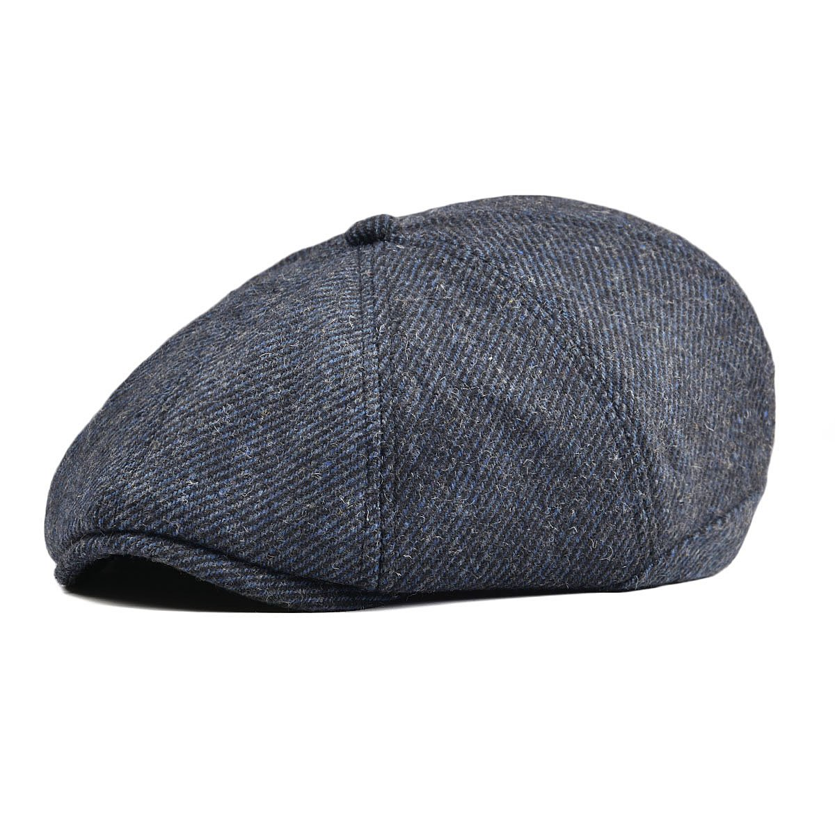 VOBOOM Berretto Newsboy Berretto in 8  Pannel Ivy cap Cabbie Coppola MZ111 BDMZ111-Gry