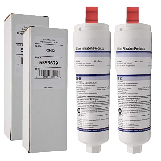 Spares2go 5586605 5586606 tipo filtros de agua para Siemens nevera ...