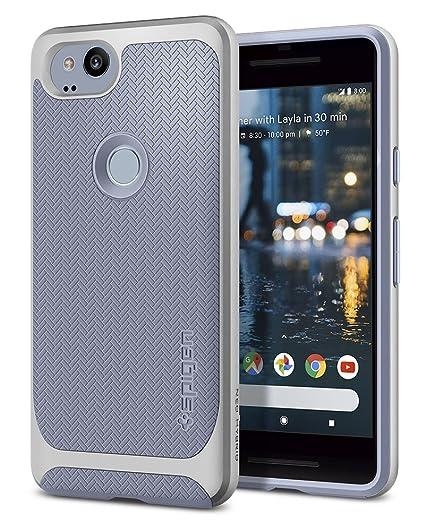 quality design d11be e2bd3 Spigen Neo Hybrid Designed for Google Pixel 2 Case (2017) - Kinda Blue