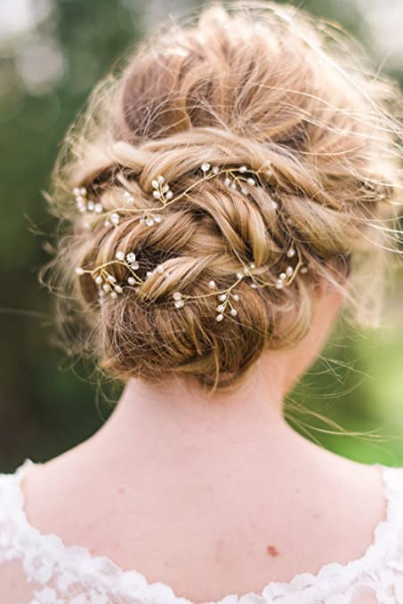 Venta de accesorios para peinados de novia
