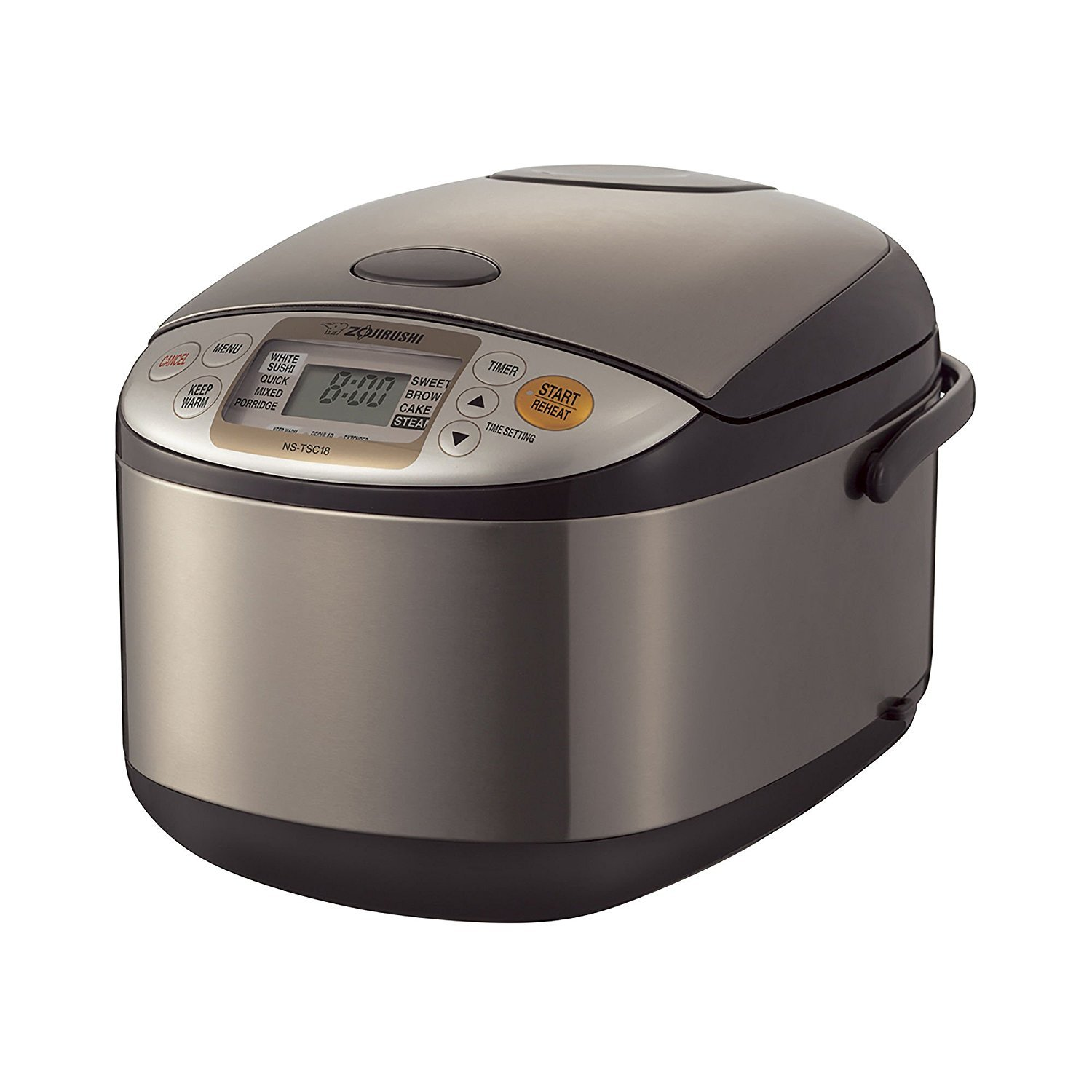 Zojirushi Micom Rice Cooker & Warmer, NS-TSC18 - 10 cups / 1.8 liters