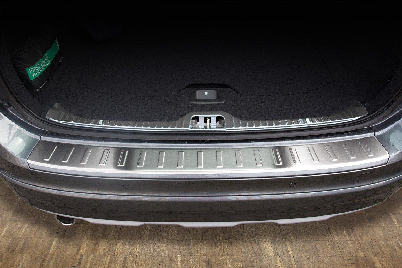 tuning-art 818 Protezione paraurti in acciaio inox con profilo 3D e bordi arrotondati