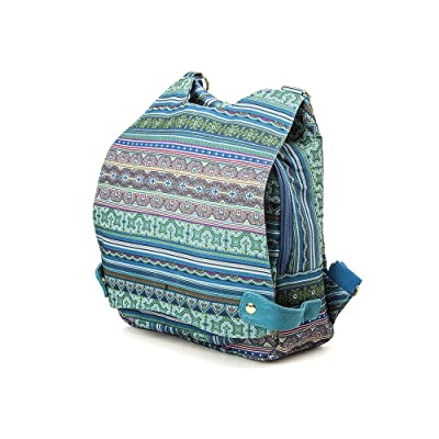 Multi-function Canvas Backpack Top Handle Backpack Women Backpack by Ms.Camellia best