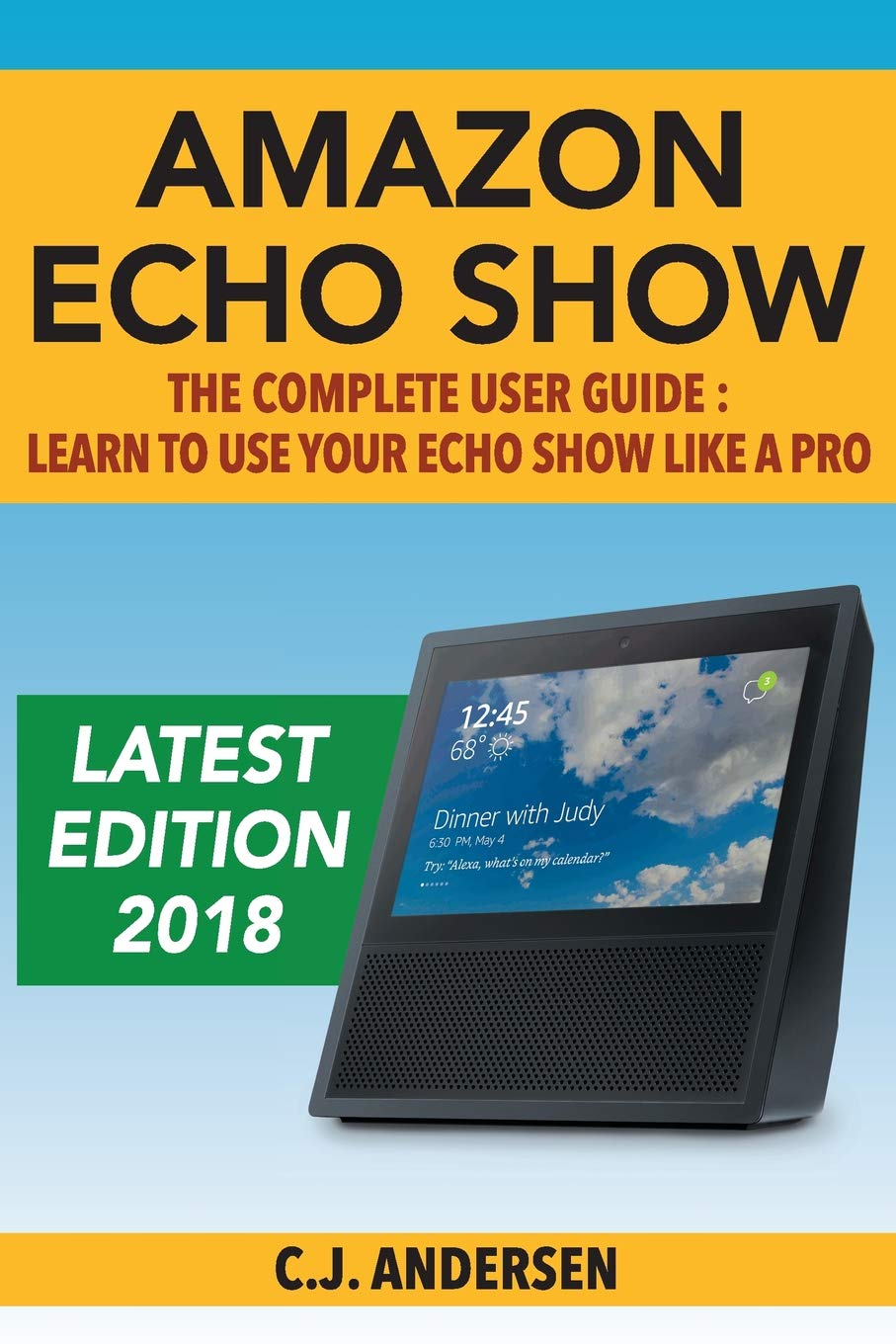 amazon echo show the complete user guide learn to use your echo rh amazon com Five Star Service Five Star Range