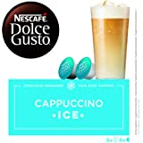 Nescafe Dolce Gusto for Nescafe Dolce Gusto Brewers Cappuccino Ice 16 Count