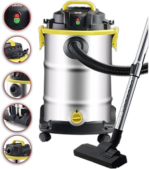 DMS® NTS 20 Aspiradora Aspiradora en seco húmedo aspirador ...