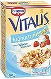 Dr. Oetker 欧特家博士 Vitalis 酸奶草莓早餐麦片 6盒装 (6x 600 g)