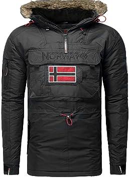 Veste Bronson Geographical Blouson Homme Poncho Norway Parka n0qz8T6