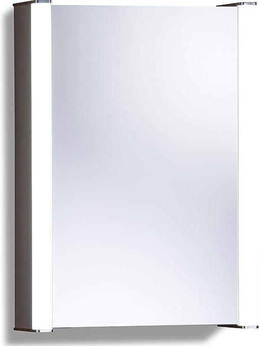 Armoire De Toilette Pour Salle De Bain Avec Miroir Lumineux