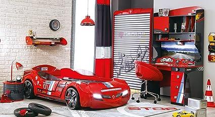 Letto A Forma Di Automobile : Dafnedesign.com camera bambino stile cuprace composta da armadio