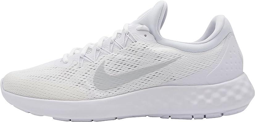 Independiente represa Lobo con piel de cordero  Nike Performance Nike Lunar Skyelux para Hombre Zapatillas Blanco:  Amazon.es: Zapatos y complementos