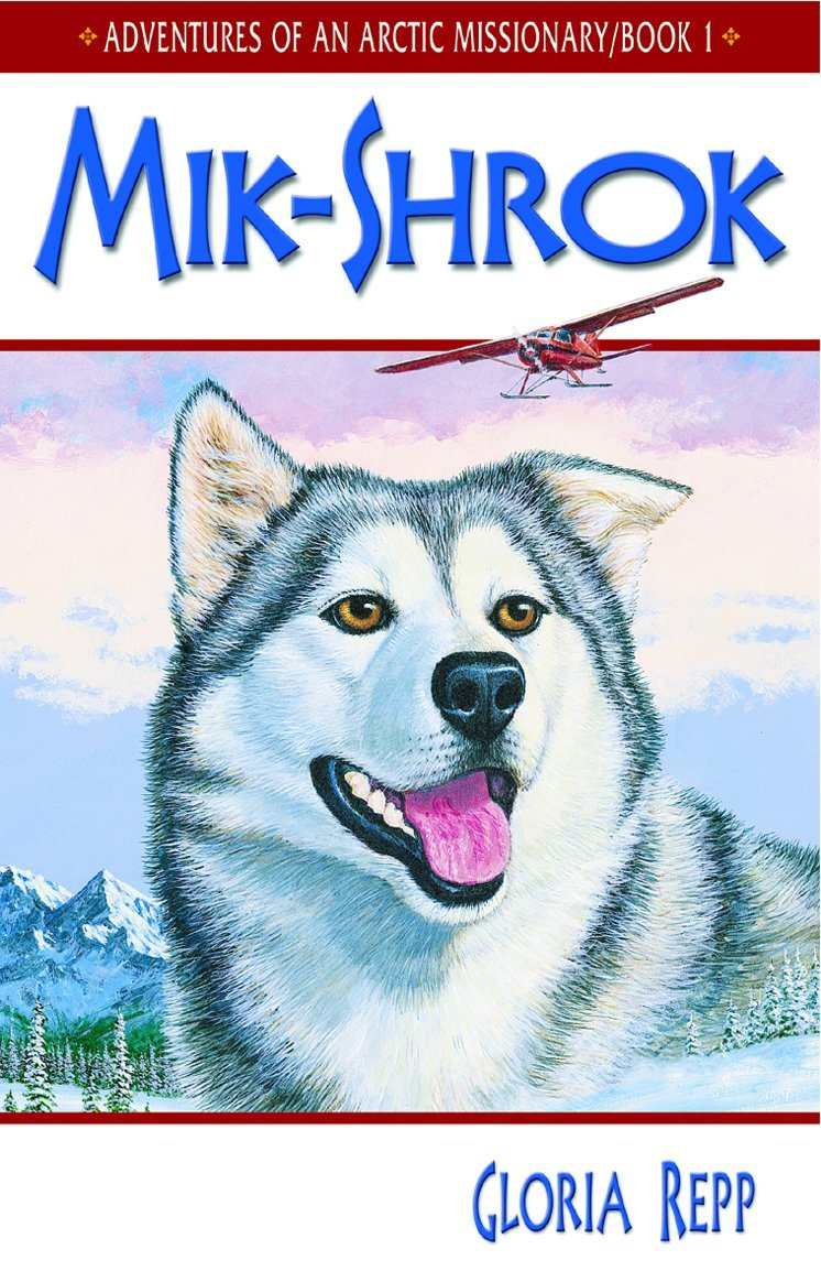 Mik Shrok Adventures Arctic Missionary Book product image