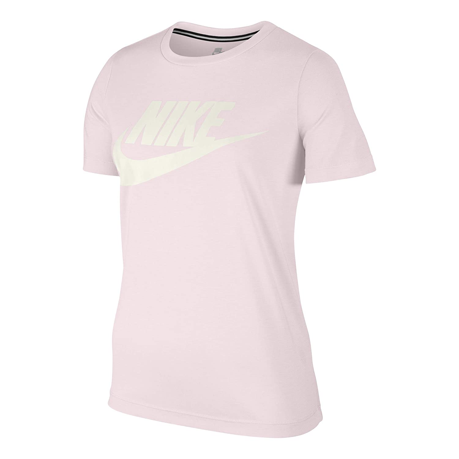 Nike HBR W NSW Essential Women s T-Shirt Short Sleeve Top With Logo ... 520fc461d