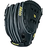 """Wilson A600 12.5"""" Leather BaseBall Glove Righthanded"""