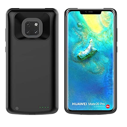 Amazon.com: Moonmini Compatible Huawei Mate 20 Pro 6000mAh ...