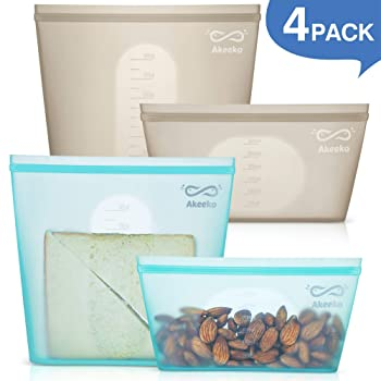 Akeeko Reusable Sandwich Bag