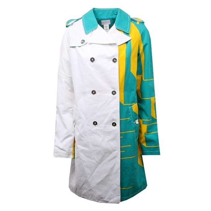 wholesale dealer 52dc9 21880 C4168 giubbotto donna CUSTO BARCELONA trench jacket woman ...