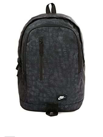 f2cdb891c82 Image Unavailable. Image not available for. Colour  Nike All Access Soleday  Polyester 25L Unisex Backpack(Black)