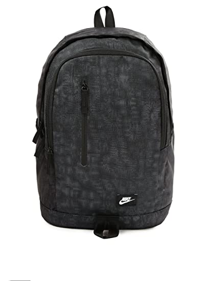 0d965c95f6 Image Unavailable. Image not available for. Colour  Nike All Access Soleday  Polyester 25L Unisex Backpack(Black)