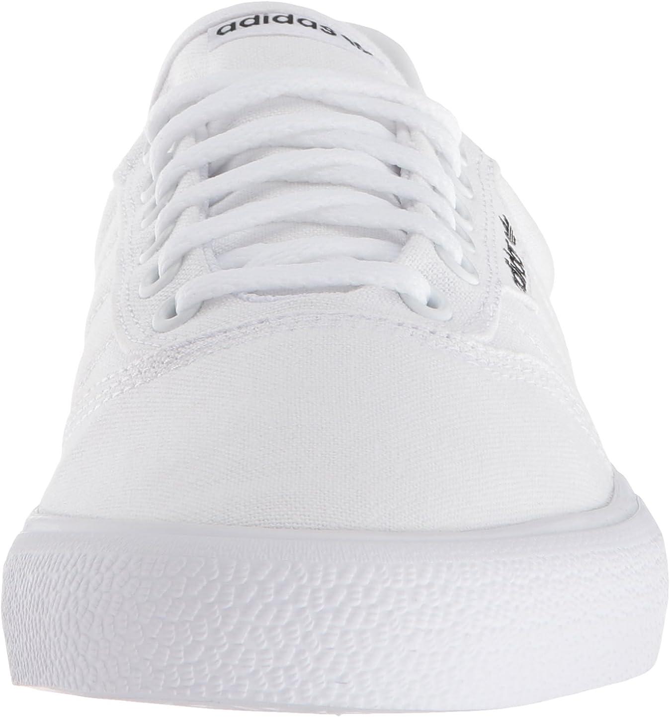 adidas Originals 3mc, Tennis Mixte Adulte Blanc Or Métallique