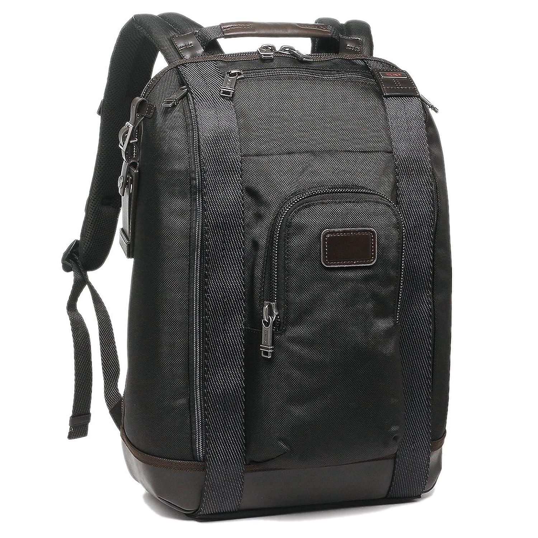 トゥミ バッグ TUMI 222392 HK2 アルファブラボー エドワーズ バッグパック メンズ リュックバックパック 無地 HICKORY 黒 [並行輸入品] B079HHPYYX