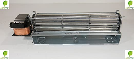 DN 60 - Ventilador tangencial universal con ventilador de 60,5 cm ...