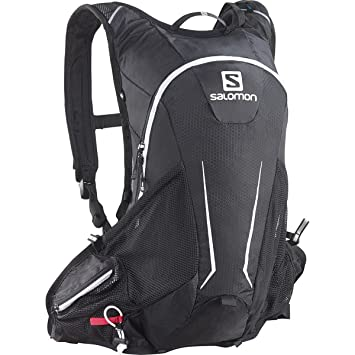 853f7455 Salomon Agile 12 Set Running Backpack