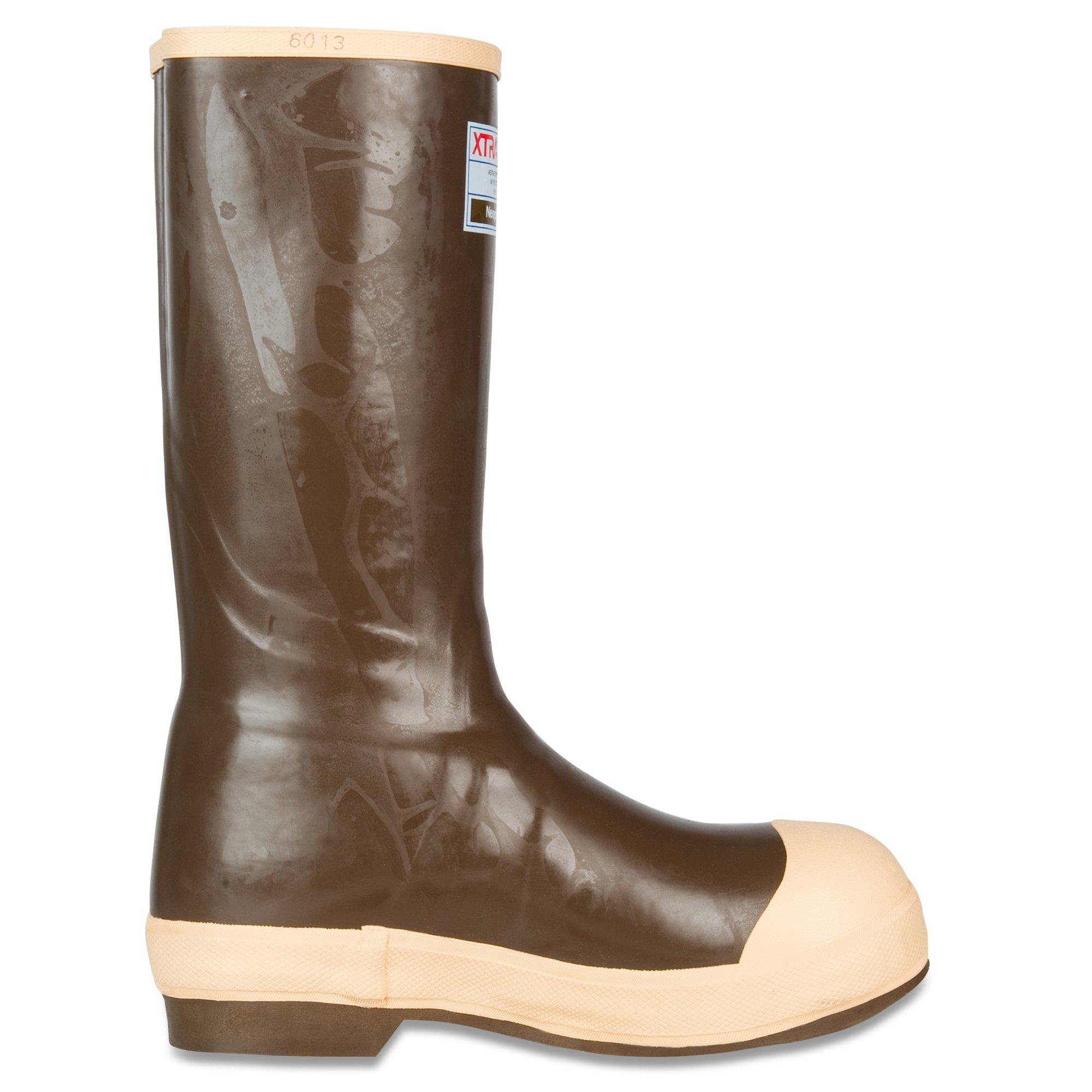 XTRATUF Legacy Series 15'' Neoprene Steel Toe Insulated Men's Fishing Boots, Copper & Tan (22273G) by Xtratuf (Image #5)