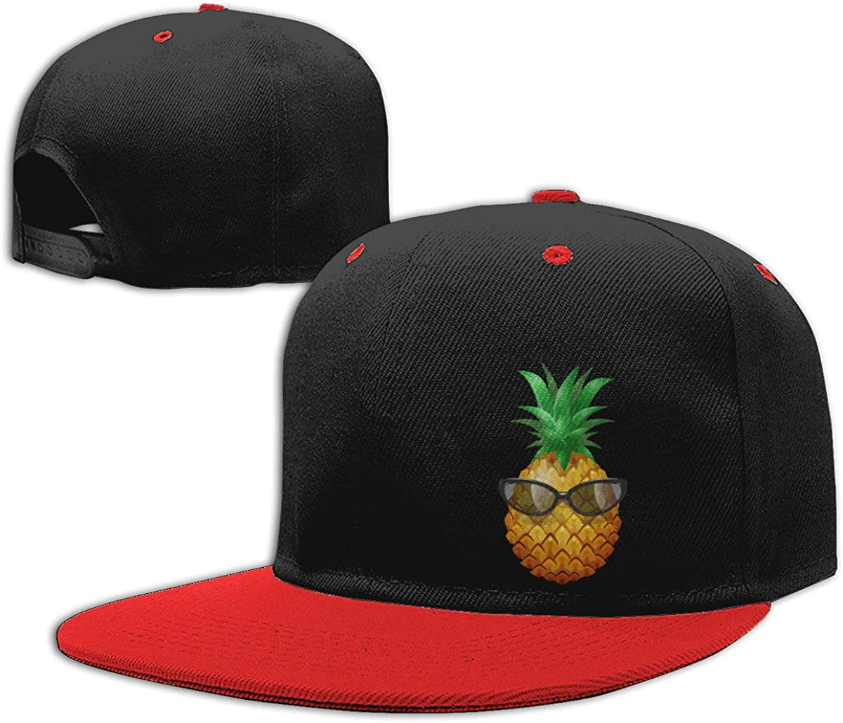 Pineapple Fashion Hip-Hop Baseball Caps NMG-01 Men and Women Trucker Cap