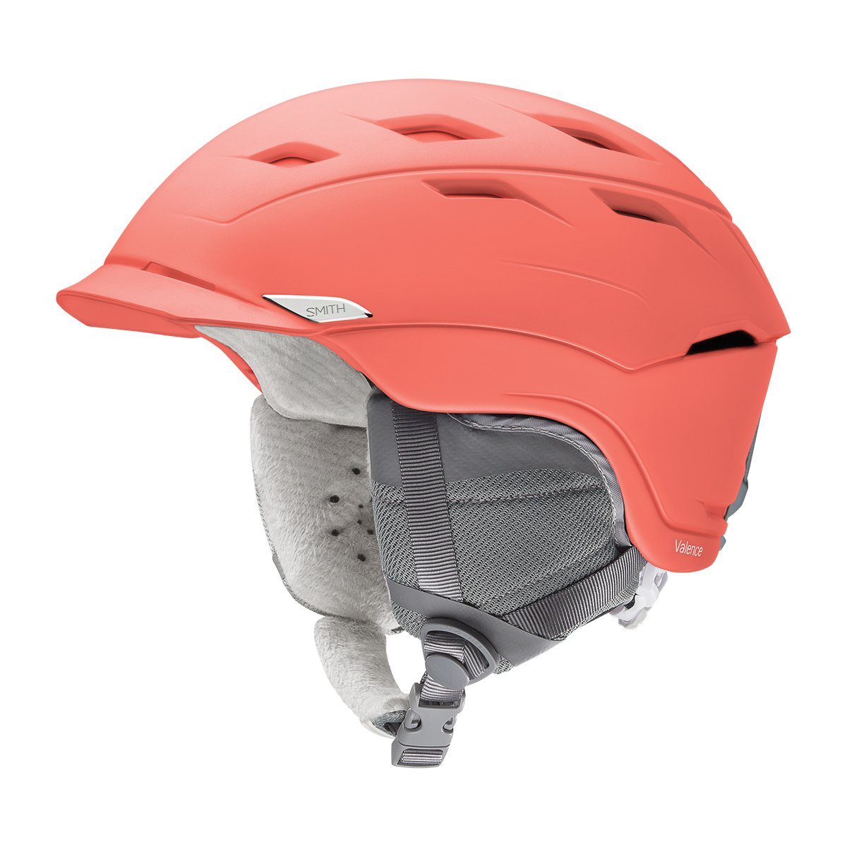 Smith Valence Snow Helmet - Matte Sunburst (Medium) by Smith Optics