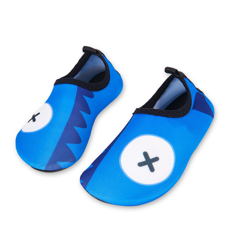 10f7caa2a1 HMIYA Kinder Badeschuhe Wasserschuhe Strandschuhe Schwimmschuhe Aquaschuhe  Surfschuhe Barfuss Schuh für Jungen Mädchen Kleinkind Beach Pool
