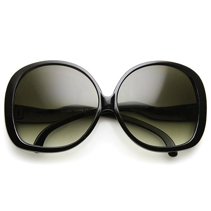 AStyles - Big Huge Oversized Vintage Style Sunglasses Retro Women Celebrity Fashion