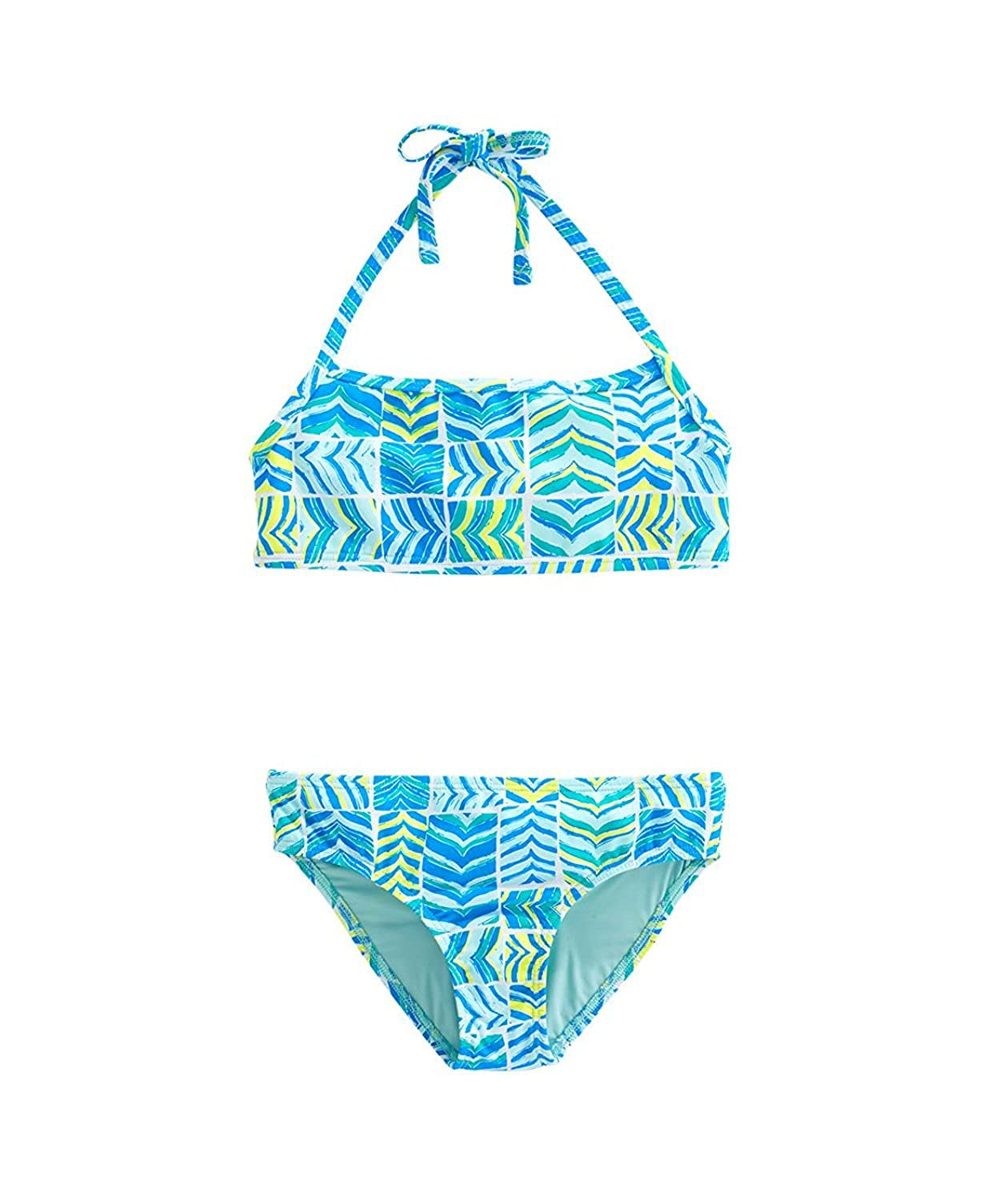 01d6d123ab0dca Amazon.com: Vineyard Vines Girls Tankini Swim Suit Geo Whale Tail Bathing  Suit (XS): Clothing