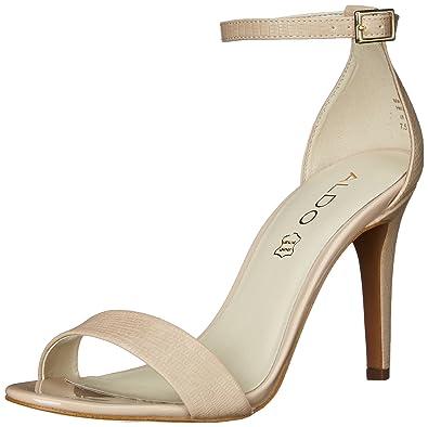 bb7692f0f69 ALDO Women s Ibenama-u Dress Sandal Natural 8.5 ...