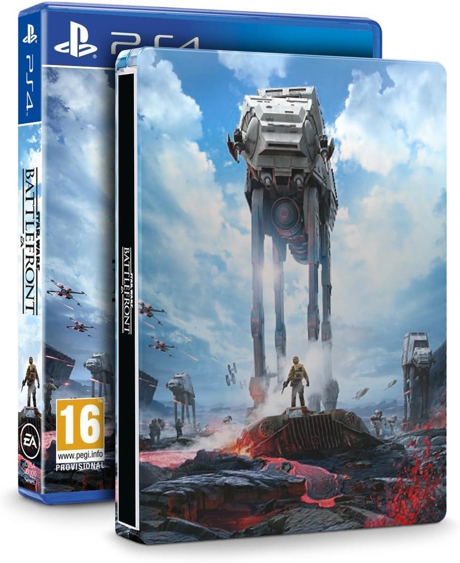Star Wars Battlefront Steelbook (Amazon Exclusive) [Importación Inglesa]: Amazon.es: Videojuegos