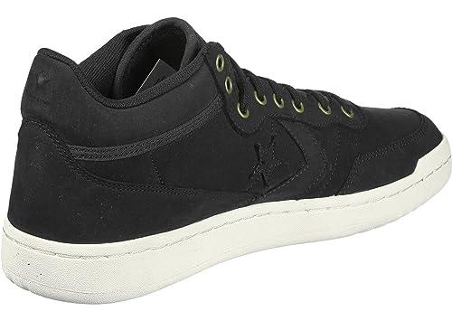 ec0cf774912c Converse Fastbreak - Mid- Black Black Egret  Amazon.co.uk  Shoes   Bags