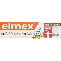elmex Kinder-Zahnpasta, 0-6 Jahre, 3er Pack (3 x 50 ml)