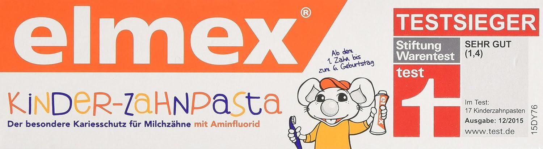 Elmex Children's Toothpaste 3 x 50ml by Elmex PL02993A
