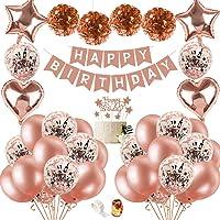 SPECOOL Decoraciones de Fiesta de Cumpleaños con Adorno